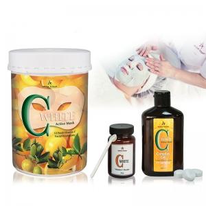 מסיכה אקטיבית ויטמין C